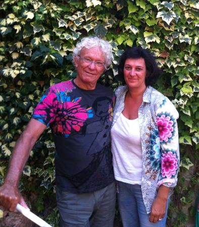 Sylvie et Christian TARGET, fondateur de la Méthode TARGET